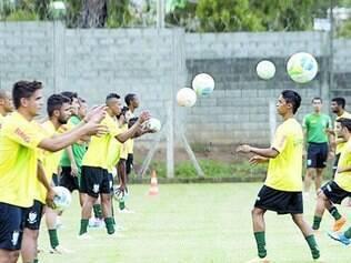 Alviverde estreia no Mineiro, no próximo dia 1º, contra o Guarani