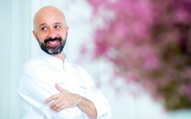 Chef italiano assina jantares a quatro mãos