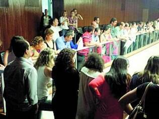 Recomposição.   Integrantes do Ministério Público esperam há cinco meses votação de reajuste salarial