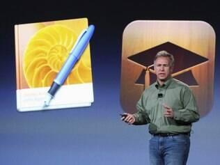 Phil Schiller, da Apple, apresenta iBooks 2.0 e primeira versão do aplicativo iTunesU