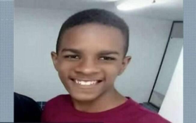 João Carlos Torres, de 14 anos, desapareceu em Ipanema