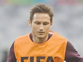 Lampard pode se despedir da seleção inglesa hoje