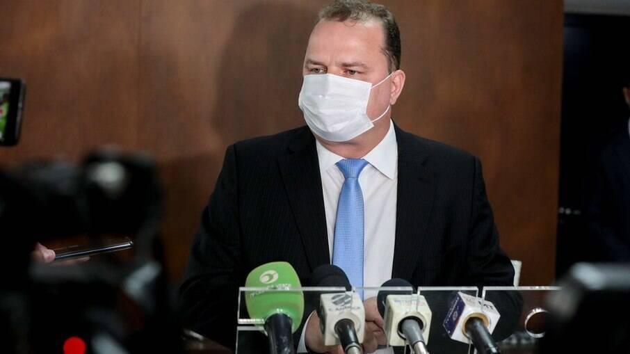 Max Russi (PSB) assumiu o governo do Mato Grosso na última terça-feira, 1º de junho