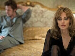 "Pitt e Jolie em fotos de ""By the sea"""