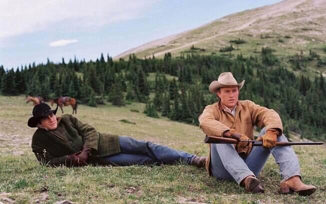 Imagem do filme 'O Segredo de Brokeback Mountain' (2005)