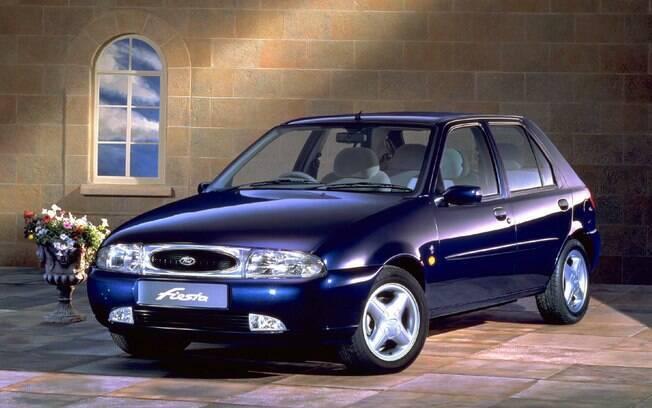 Ford Fiesta CVT
