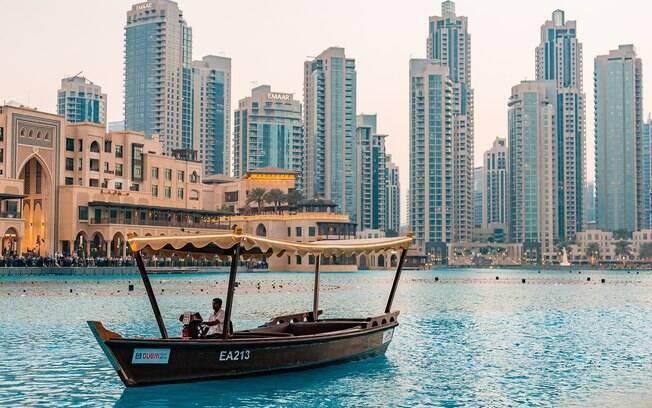 Dubai reabriu as fronteiras para turistas de todo o mundo