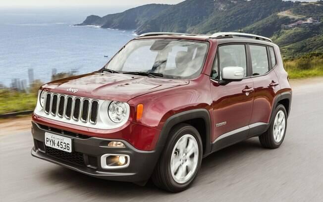 Tanto EUA quanto a Europa acusam a Fiat-Chrysler de manipular emissões de diversos modelos, incluindo o Jeep Renegade