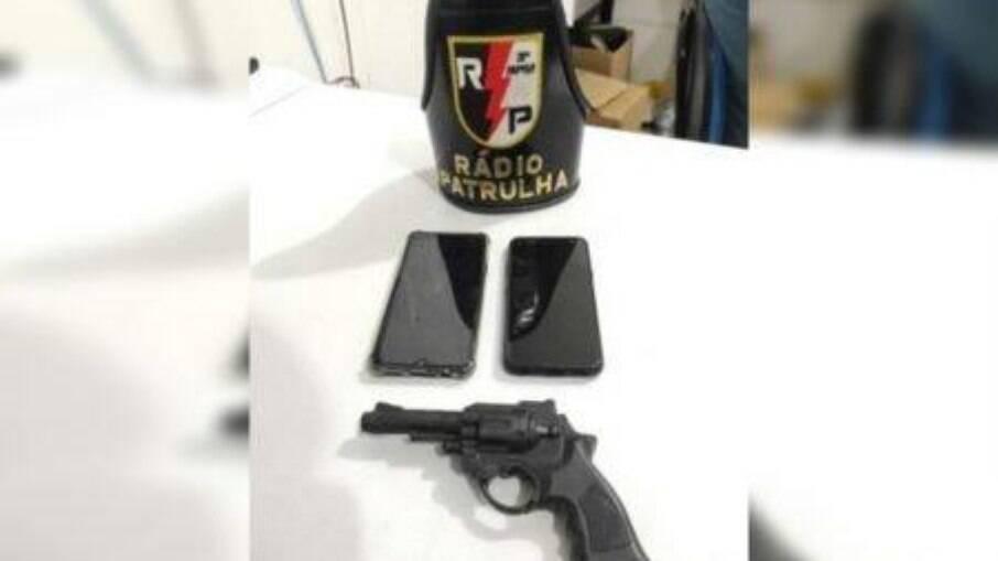 Homem levou filhos de três e cinco anos para assalto em Alagoas