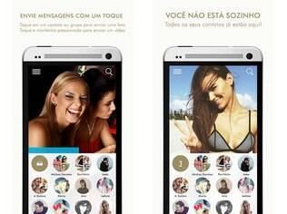 Aplicativo Mirage faz vídeos, fotos e mensagens que se autodestroem em poucos segundos. Disponível gratuitamente para smartphones que rodam Android e iOS