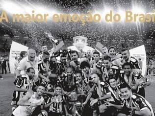 Atlético venceu a Copa do Brasil com partidas emocionantes, principalmente nas quartas e semifinal