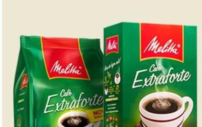 Marca de café Melitta foi reprovada em análise de qualidade da Proteste