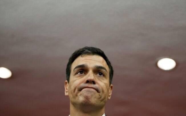 Pedro Sánchez teve um curto primeiro mandato que começou em junho de 2018