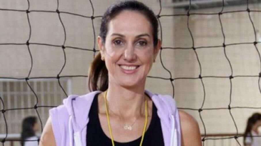 Fernanda Venturini, ex-jogadora de vôlei