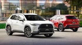Toyota pretende vender apenas híbridos e elétricos