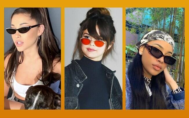 Óculos de sol 2020/21: modelos diferentes para se proteger com estilo