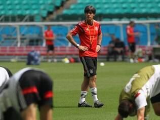 Joachim Löw deixou claro que a seleção alemã também está pronto para enfrentar o clima de Salvador