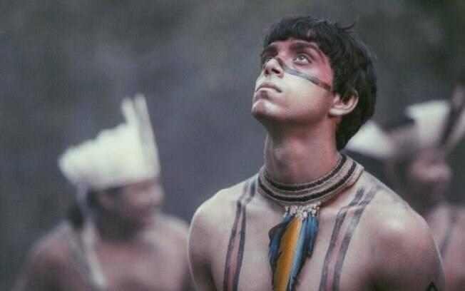 Piatã tem uma visão do futuro das florestas brasileiras e do povo indígena