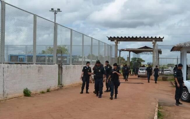 Operação da PF, deflagrada hoje, tem mandados cumpridos na Penitenciária Agrícola de Monte Cristo, em Roraima