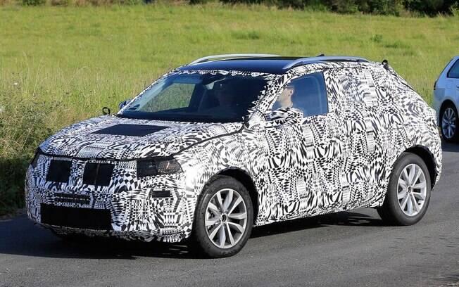 A nova linha do Volkswagen Gol terá um SUV compacto. O lançamento está previsto para o final de 2018.