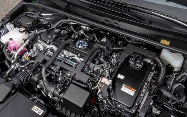 O Toyota Corolla será o primeiro veículo híbrido flex fabricado em série no mundo