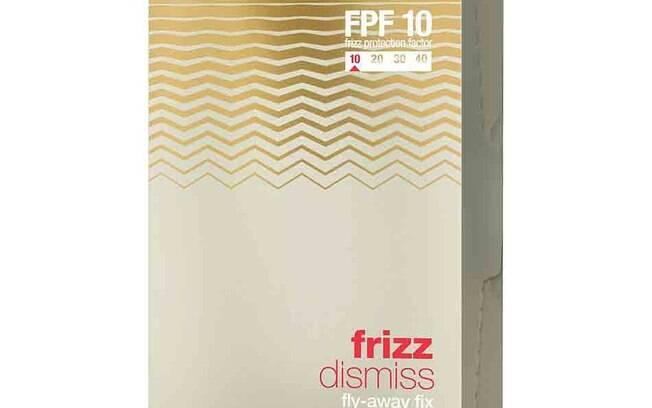 Redken Lenços Umedecidos Fly Away Fix FPF 10 Frizz Dismiss - Leave-In - 50 lenços