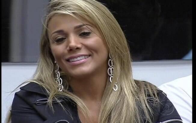 Bial oficializa liderança de Fabiana