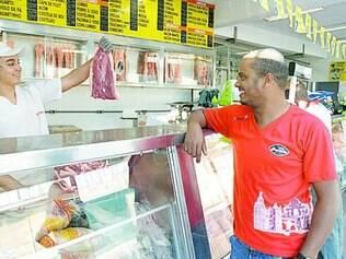 Vadson consegue economizar 30% comprando carne em Ibirité