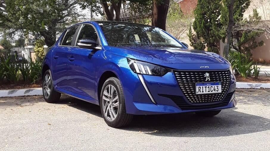 Peugeot 208: crise econômica fez a PSA manter conjunto mecânico antiquado