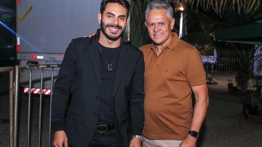 Rodolffo Matthaus e Juarez Dias