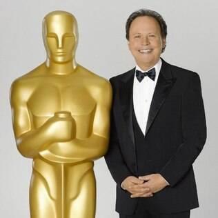 Billy Crystal, apresentador do Oscar 2012 e no comando da festa pela nona vez