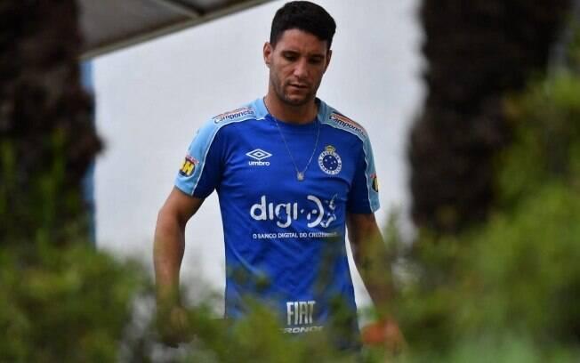 Thiago Neves, meia do Cruzeiro