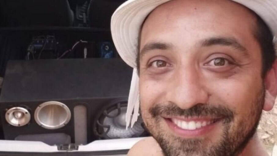 O empresário Renato Bortolucci, de 38 anos, foi morto enquanto filmava ação de bandidos em Araçatuba