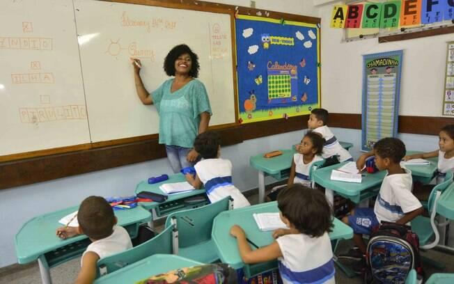 Desde 2013 os anos finais do ensino fundamental não atingem a meta estipulada para a etapa