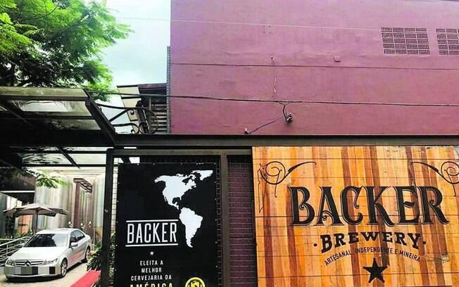 Credor pede falência da cervejaria Backer
