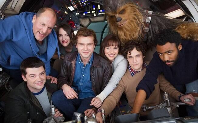 Cercado em polêmicas, filme sobre a origem de Han Solo tem crítica ao ator principal
