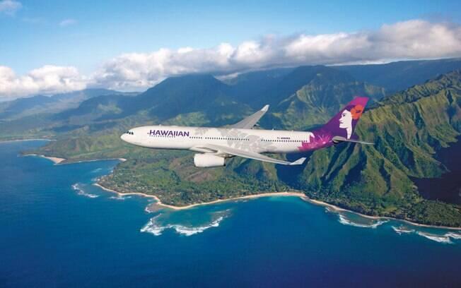 Governo norte-americano dará aporte milionário para a Hawaiian Airlines