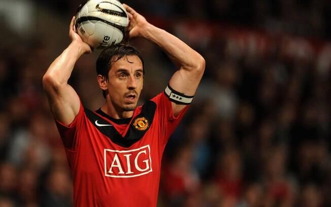 Neville crítica atuações do Manchester United