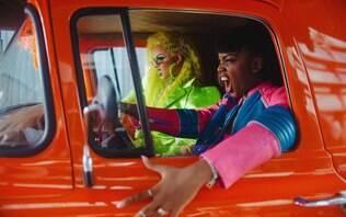 IZA e Glória Groove confirmam parceria e são comparadas a Beyoncé e Lady Gaga