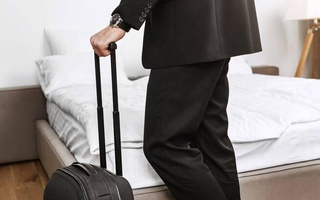 Opções virtuais para solicitar serviços no hotel têm sido alternativas para evitar o contato dos hóspedes com os funcionários