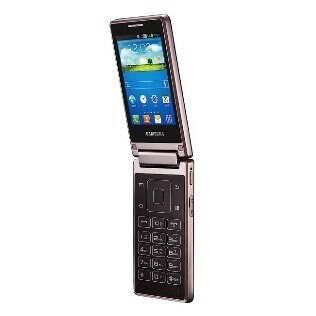 Novo smartphone da Samsung tem duas telas e formato flip