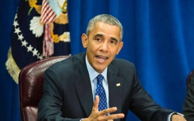 Barack Obama: tensão entre republicanos fortalece candidata do presidente, Hillary Clinton
