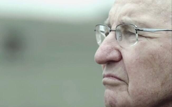 Julio Gartner sobreviveu após passar por cinco campos de concentração nazistas durante a Segunda Guerra Mundial