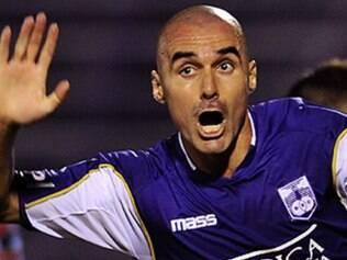 O zagueiro Nicolás Correa será o substituto de Ramón Arias, expulso na vitória por 2 a 0 diante do Cruzeiro