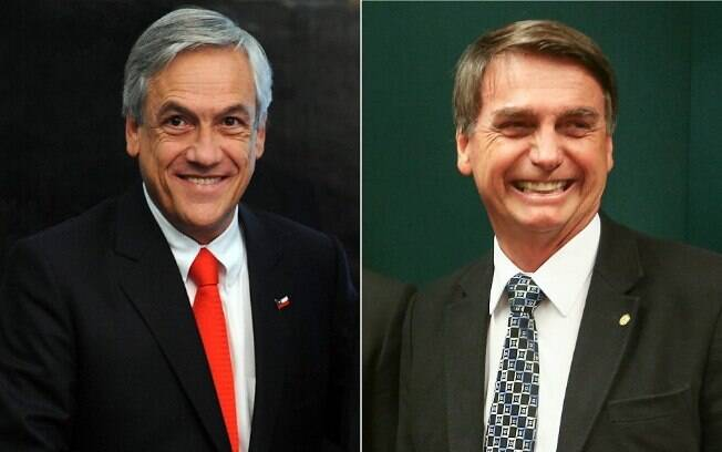 Piñera condena a ditadura de Augusto Pinochet, celebrada por Bolsonaro: