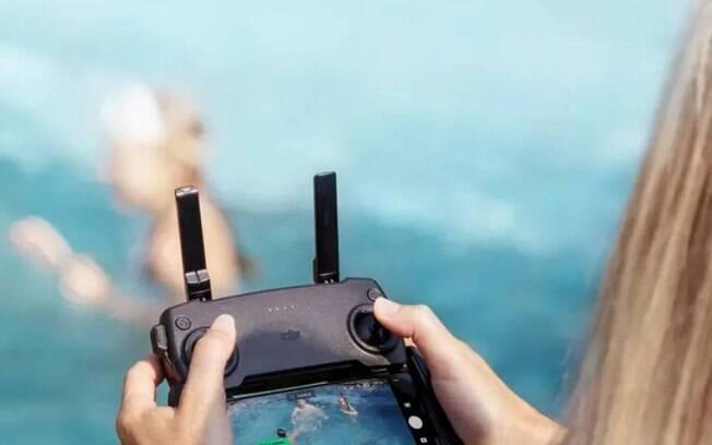controle drone mavic mini