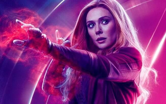 Elizabeth Olsen elogia Marvel por postura em relação ao elenco dos filmes