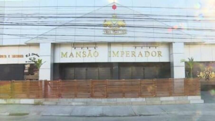 Mansão Imperador, em Vila Valqueire, Zona Oeste do Rio