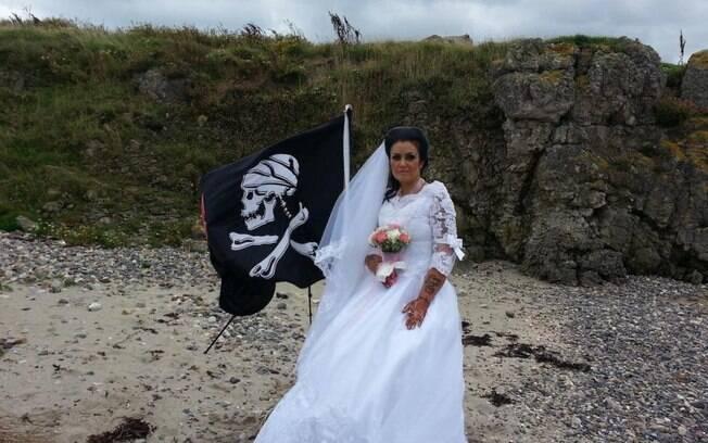 Amanda Teague diz que o fantasma com quem se casou tentou matá-la após sugar suas energias e prejudicar sua saúde