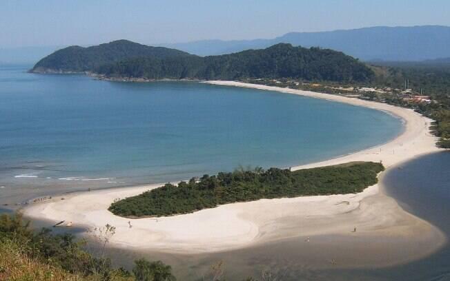 cbacc103563e 1º - Barra do Una, em São Sebastião, tem beleza, ótimos lugares para